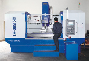 查看 Large CNC machining center 详情